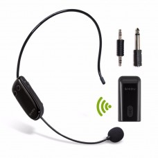 U8 Wireless Headset Microphone